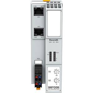 IP20 I/O system Inline - Sercos III bus coupler plus