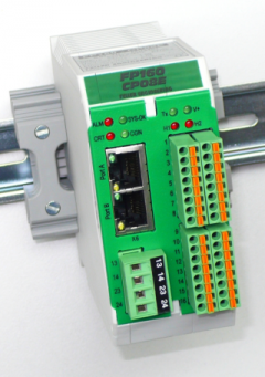 Module Controller for Temperature and Process FP160